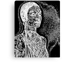 Projection Canvas Print