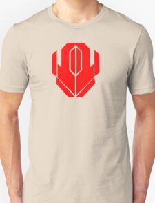 Iconic Red Unisex T-Shirt