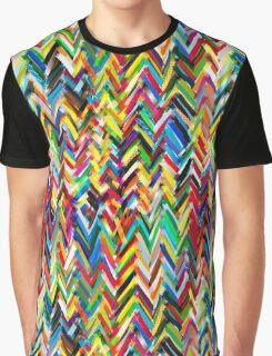 tripy chevrons 2 Graphic T-Shirt