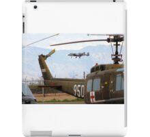 Wings of Two Wars iPad Case/Skin