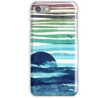 sea landscape iPhone Case/Skin