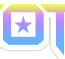 GOT7 Gradient logo 2.0 Sticker