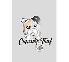 cupcake thief Photographic Print