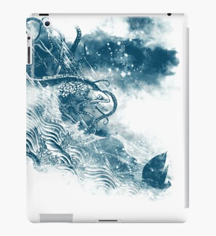 no escape iPad Case/Skin