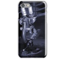 Old Microscope iPhone Case/Skin