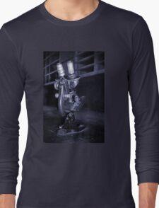 Old Microscope Long Sleeve T-Shirt