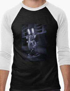 Old Microscope Men's Baseball ¾ T-Shirt