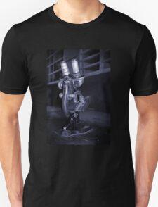 Old Microscope Unisex T-Shirt
