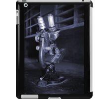 Old Microscope iPad Case/Skin