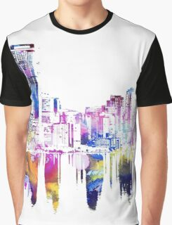 Miami Skyline Graphic T-Shirt