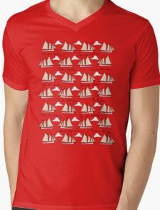 """We are Sailing..."" Mens V-Neck T-Shirt"