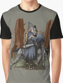 Artorias and Ciaran Graphic T-Shirt