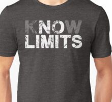 Know NO Limits Unisex T-Shirt