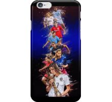 Uswnt Tobin Heath Collage pictures iPhone Case/Skin