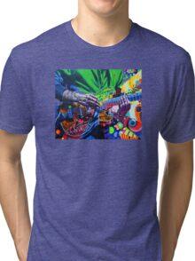 Trey Anastasio 4 - Design 1 Tri-blend T-Shirt