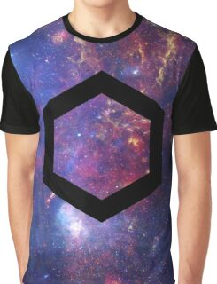 Galaxy Shine Graphic T-Shirt