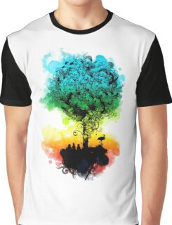 magical tree Graphic T-Shirt