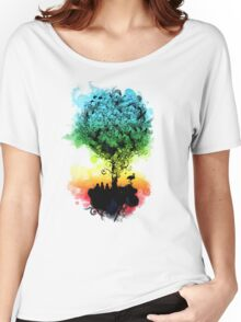 magical tree Women's Relaxed Fit T-Shirt