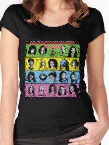 Some Girls Women's Fitted Scoop T-Shirt