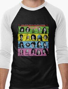 Some Girls Men's Baseball ¾ T-Shirt