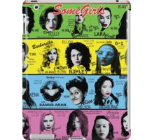 Some Girls iPad Case/Skin