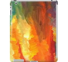 Flames Painting iPad Case/Skin
