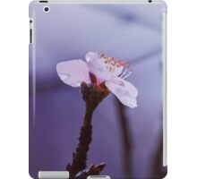 FLOWER RAINY DAY NATURE PHOTOGRAPHY iPad Case/Skin