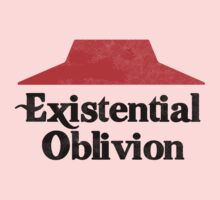 Existential Oblivion T-Shirt One Piece - Short Sleeve