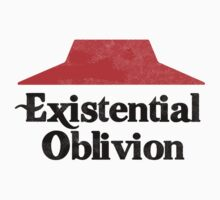 Existential Oblivion T-Shirt One Piece - Short Sleeve