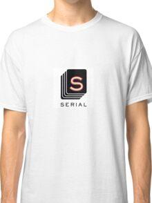 SERIAL Classic T-Shirt