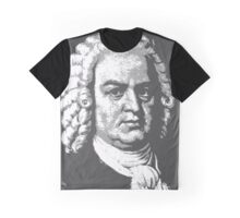 J S BACH Graphic T-Shirt