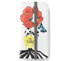 glamour iPhone Wallet/Case/Skin