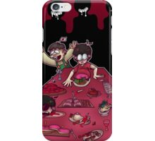 Itadakimasu /(°ヮ°)/ iPhone Case/Skin