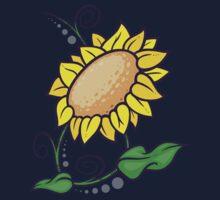 Sunflower Kids Tee