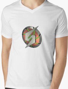 Screw Attack Power-Up Mens V-Neck T-Shirt