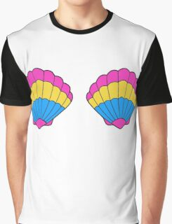 Little (Pan) Mermaid Graphic T-Shirt