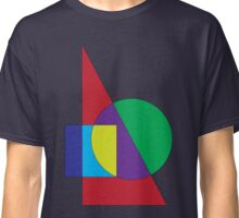 Bauahus Art Style Classic T-Shirt