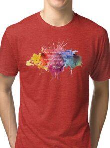 Magic - Tara and Willow Tri-blend T-Shirt