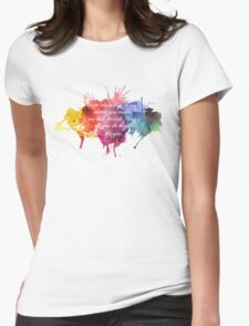 Magic - Tara and Willow Womens Fitted T-Shirt
