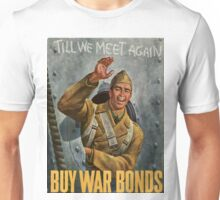 Vintage poster - Buy War Bonds Unisex T-Shirt