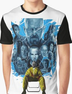 breaking bad walter white Graphic T-Shirt