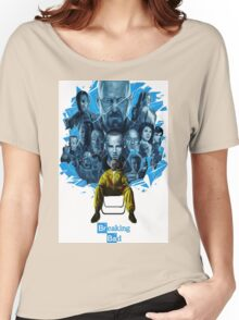 breaking bad walter white Women's Relaxed Fit T-Shirt