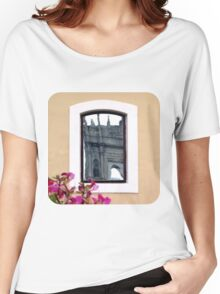 Reflection of St.Paul's  Women's Relaxed Fit T-Shirt