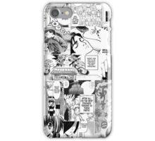 My Manga-reading Journey iPhone Case/Skin