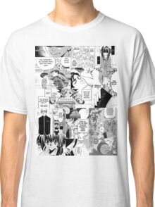 My Manga-reading Journey Classic T-Shirt