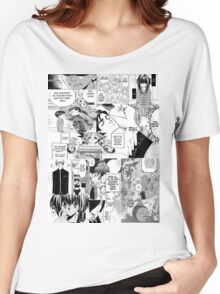 My Manga-reading Journey Women's Relaxed Fit T-Shirt
