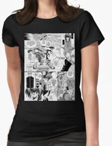 My Manga-reading Journey Womens Fitted T-Shirt