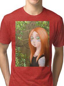 Celtic Lass Tri-blend T-Shirt