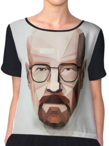 Breaking bad walter white Chiffon Top