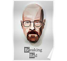 Breaking bad walter white Poster
